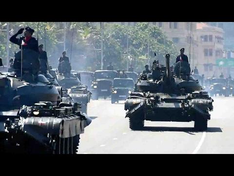Sri Lanka celebrates 69th Independence Day with parade