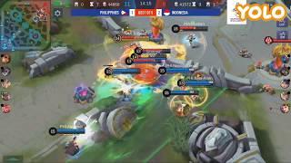 GAME 4 FINALS - TEAM PHILIPPINES VS TEAM INDONESIA SEA GAMES 2019