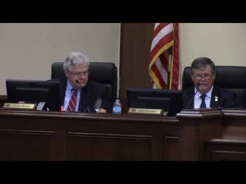 9. 911 --Chairman's Comments and Meeting Adjournment