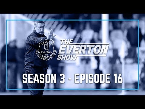 THE EVERTON SHOW: SERIES 3, EPISODE 16 - SAMMY LEE AND CRAIG SHAKESPEARE