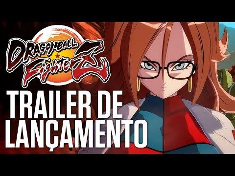 Dragon Ball FighterZ - Trailer de lançamento
