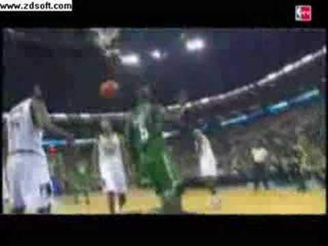 Boston Celtics 2008 Intro