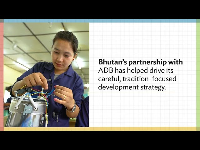 ADB Education Assistance Works: Just Ask Bhutanese Student Kinley Pem