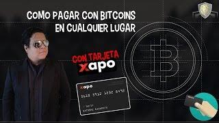 Pagando con Bitcoins en mexico