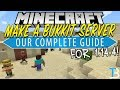 Setup Minecraft 1.3.1 Bukkit Server Tutorial + Install Plugins