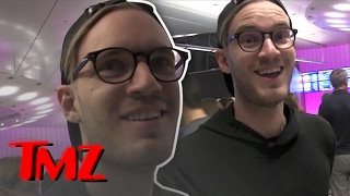 It's Pewdiepie! The Biggest Star of the Internet! | TMZ