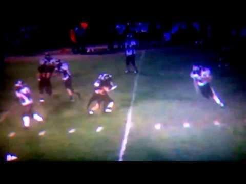 carlos lopez #6 #olb beautiful tackle football California school for the deaf fremont