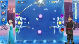 Frozen Free Fall: Icy Shot Level 90 - NO BOOSTERS ☃☃☃