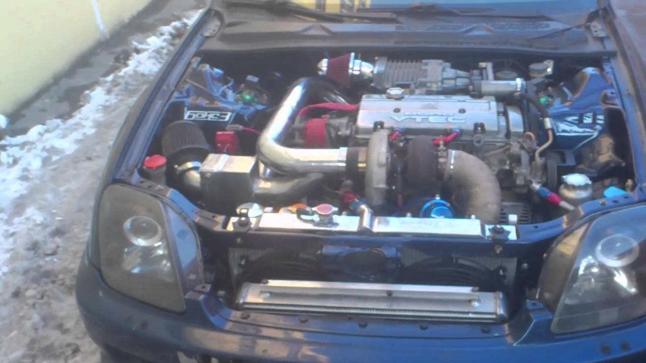 Honda Supercharger Kit Electric Turbo Charger Bolton