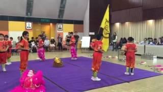 全港青年醒獅比賽2016-小學地青規定組冠軍(聖公會田灣始南