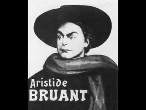 Aristide Bruant - Dans la rue (avec paroles)