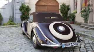 BMW 327 - klasyk z 1937 roku.