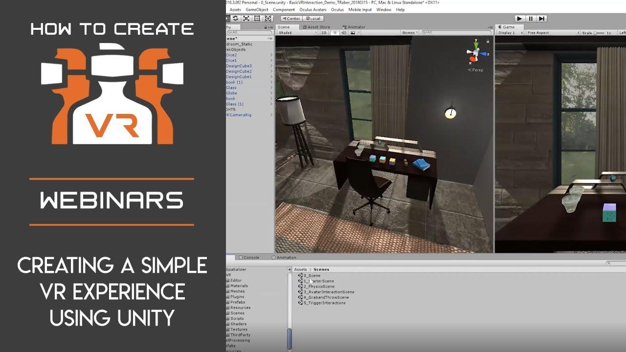 Unity 2019 oculus
