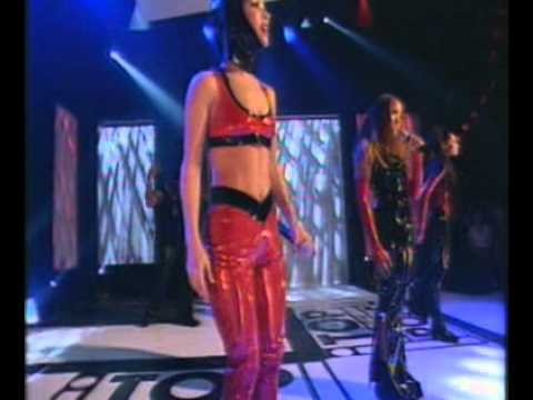 Honeyz - Won't Take It Lying Down - Live On Top Of The Pops