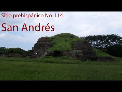 Sitio maya No. 89. San Andrés, El Salvador