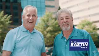 Bastin Has Bi-Partisan Support