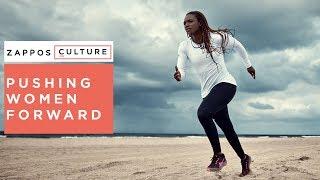 Women's Empowerment with Claressa Shields | Zappos Originals Athlete