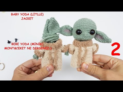 CRAFTS] THIS AMIGURUMI BABY YODA IS SO CUTE YOU'LL SPIT OUT YOUR ...   360x480