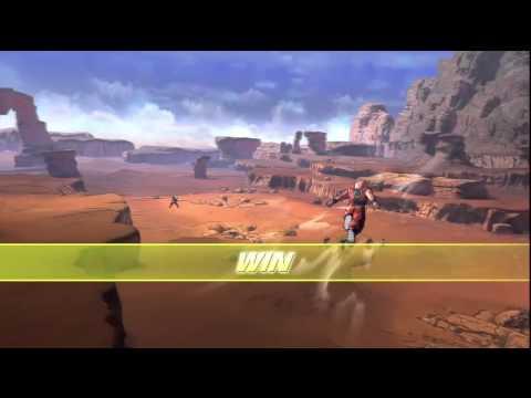 Dragon Ball Z Battle of Z (Demo Multiplayer Gameplay)