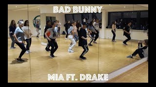 Bad Bunny - Mia ft. Drake | Dance | Choreography by Hai | Class Video
