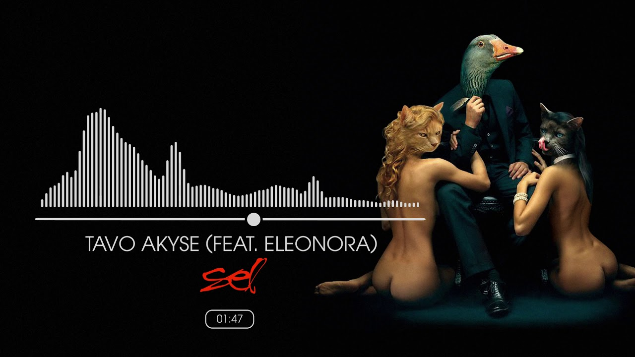 SEL - Tavo Akyse (Feat. Eleonora)(Official Audio)