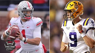 Ohio State or LSU, who deserves to be number 1? | College Football on ESPN
