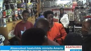 Abasuubuzi baatulidde minisita Amelia Kyambadde thumbnail
