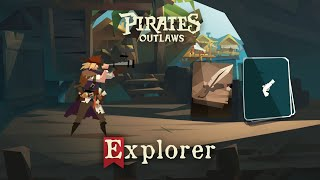 Gameplay Walkthrough 03   Pirates Outlaws   Explorer (no upgrade)