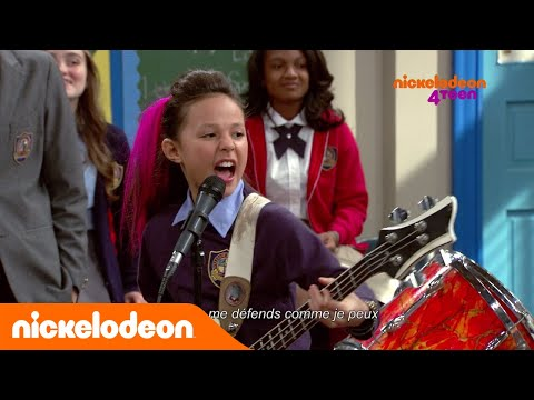 Rock Academy | L'idole de Tomika | Nickelodeon France