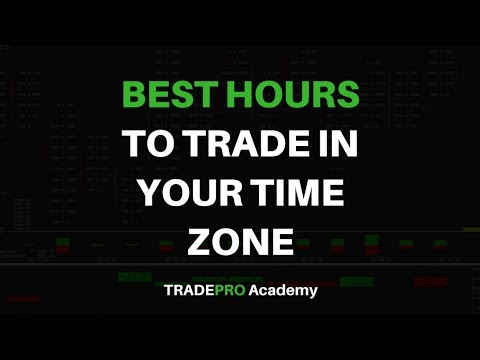 Global Stock Market Trading Hours And When To Trade For Best Results.