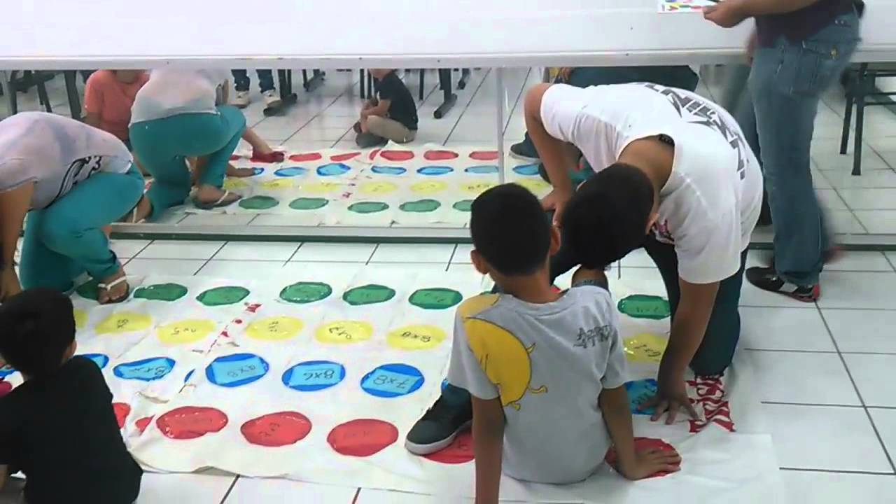 Twister Matematico Youtube