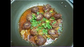 Gravy Gola Kebab recipe