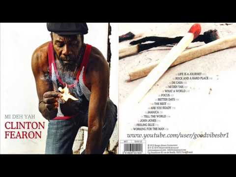 CLINTON FEARON - ROCK AND A HARD PLACE