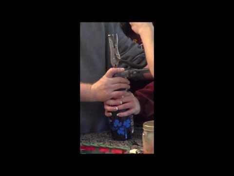 Crazy Wine Bottle Cork Puller