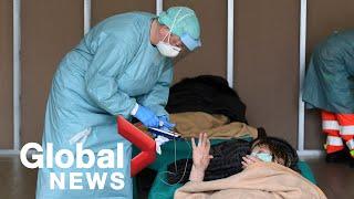 Coronavirus around the world: March 13, 2020