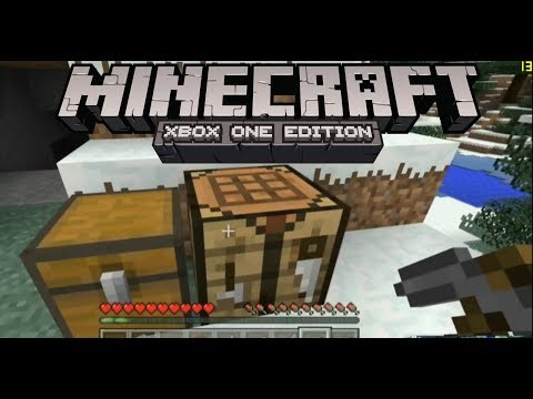 how to make a tv in minecraft xbox one edition