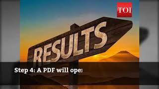 SBI PO prelims result 2018: How to check