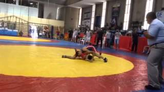 Shmuel Azov Cup of Israel in May 2015 ,