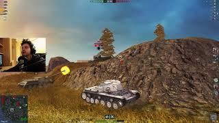 WoT Blitz - Танк который учит играть КВ-1С - World of Tanks Blitz (WoTB)