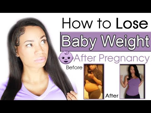 how-to-lose-baby-weight-after-pregnancy