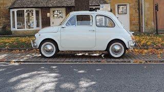 Original Fiat 500 Review