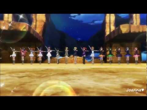 (HD) Pretty Rhythm Dear My Future - All Prism Acts (episode 48)