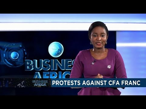 Protest increasing against the use of the CFA Franc [Busines