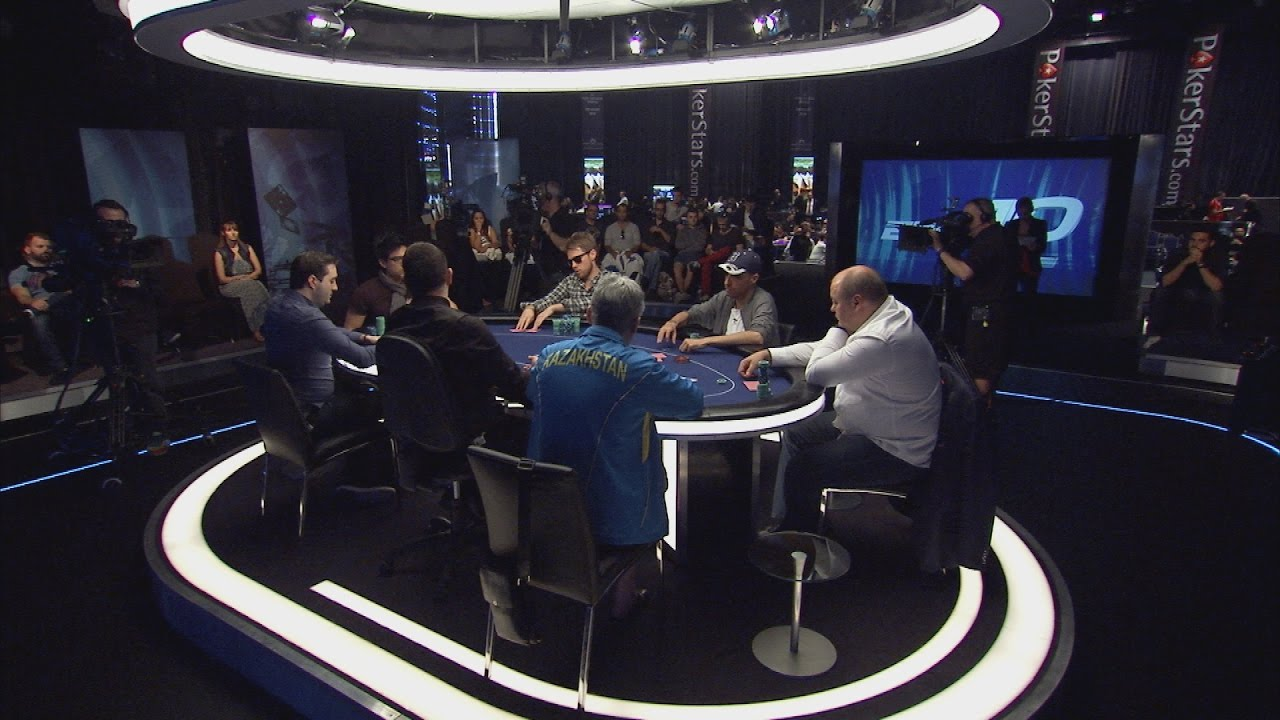 The PokerStars & Monte Carlo Casino EPT 12 Grand Final - Main Event | PokerStars