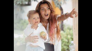 Сын Регины Тодоренко и Влада Топалова впервые влюбился.  Новые видео 2021