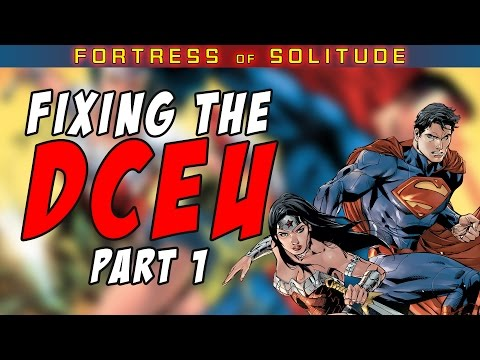 Fixing The DCEU Part 1: Aliens & Amazons