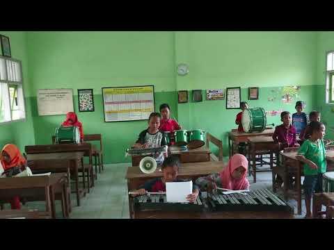 Sholatun Bissalamil Mubin Latihan Drum Band Sdn Jombok 2