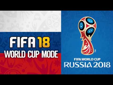 FIFA 18 World Cup Mode 2018