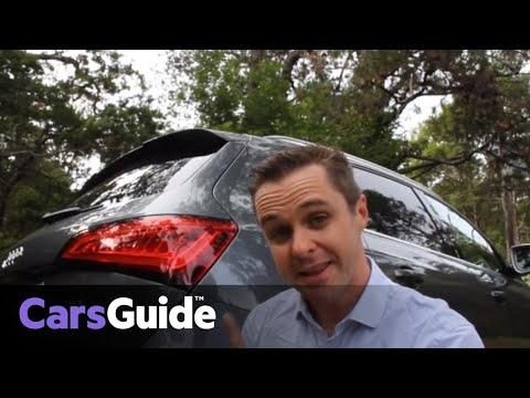 Audi SQ5 2013 Review