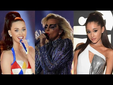 Katy Perry Ariana Grande and More Stars Praise Lady Gaga's Super Bowl Halftime Show Performance Mp3